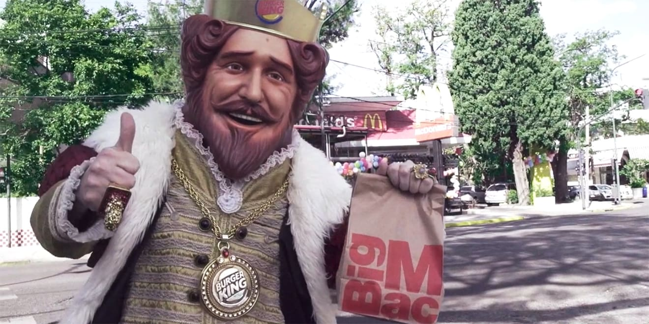 7 Times Burger King Wickedly Trolled McDonald's, and How It's