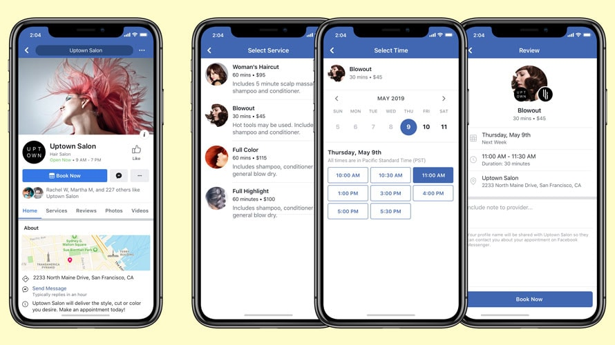 Facebook Introduced 4 New Features Aimed at Small- and Mid-Sized Businesses