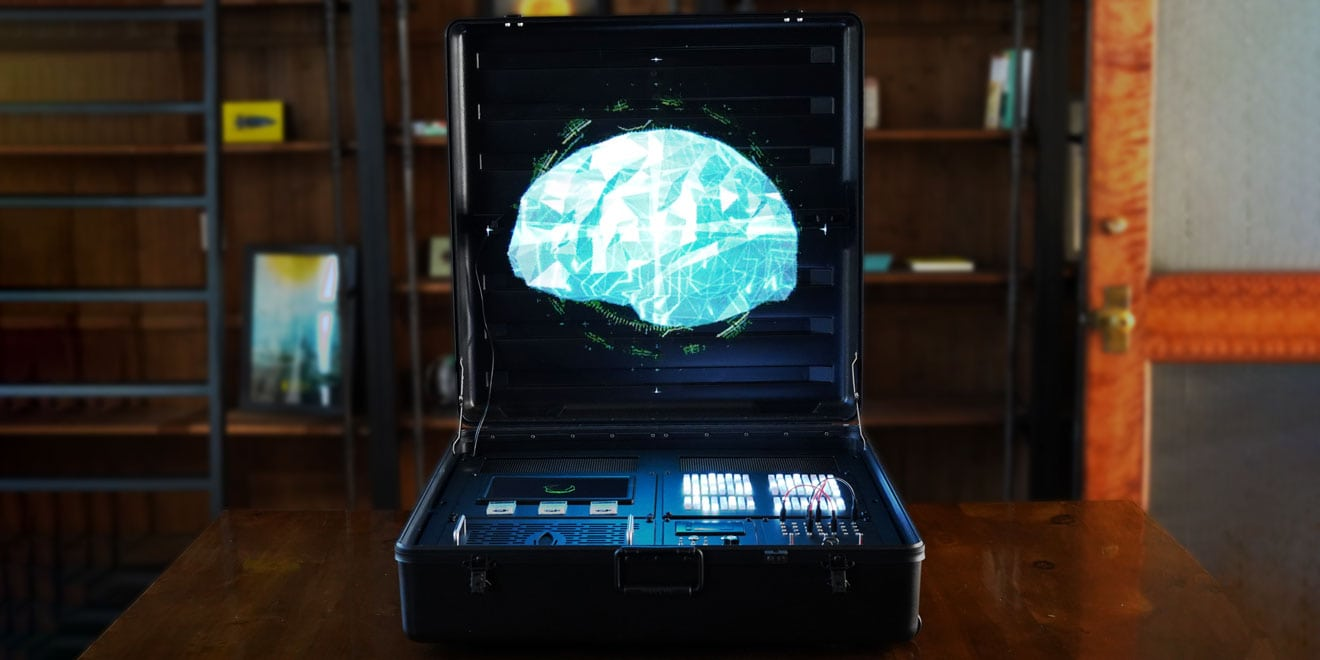 This Agency Built Its Own Hologram Pitch Deck to Explain