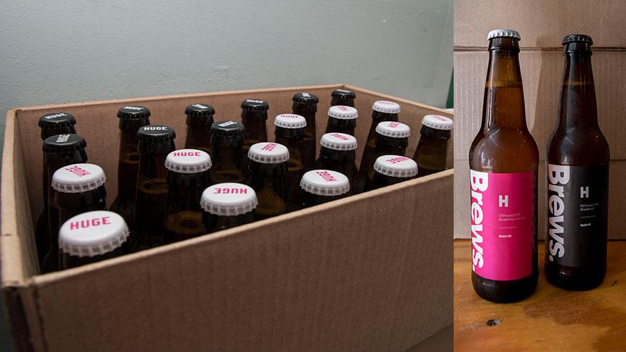 Agency recense d'énormes critiques de bières pour élaborer la recette ultime infusée de données - Adweek  - Brasserie artisanale 1