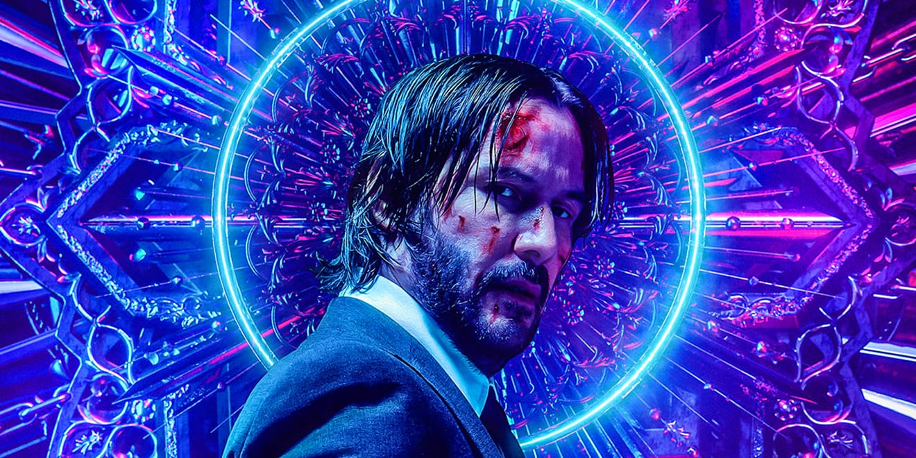 Here's the Story Behind John Wick 3's Stunning Movie Poster, One of the Best in Years