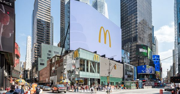 McDonald's Is Investing in Digital With Apps, Kiosk Ordering and Data Insights