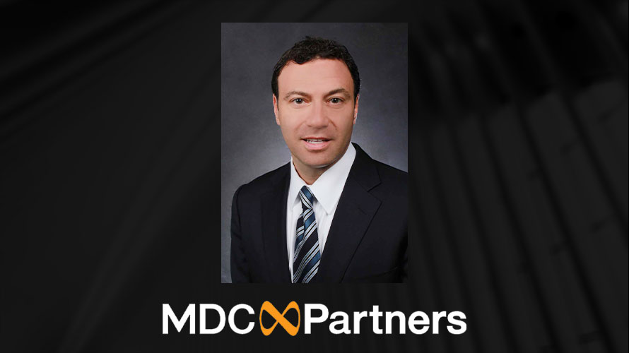 MDC Partners Expands C-Suite With Hire of Former Private Equity Veteran as COO