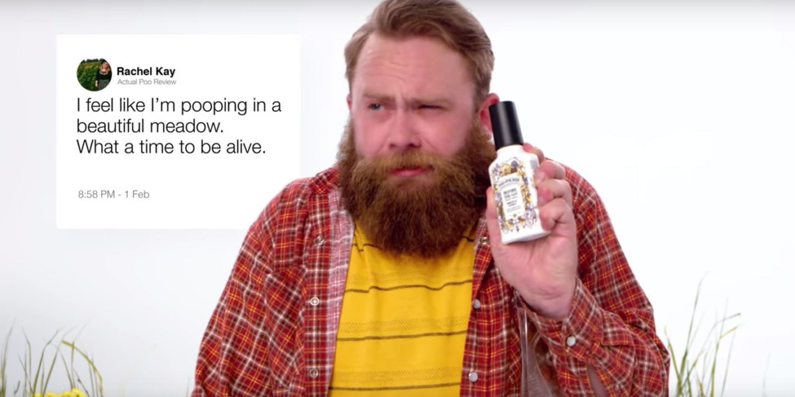 People Love the Crap Out of Poo-Pourri, at Least According to Its First TV Push