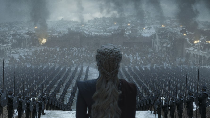 Amid Trade Tensions, Game of Thrones Finale Blocked in China