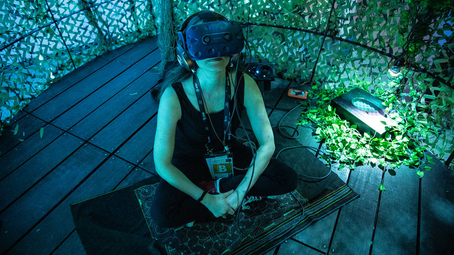 This Years Tribeca Showed How Vr Experiences Are Getting