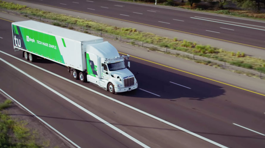 As the USPS Awaits Relief, It's Testing Autonomous Trucks