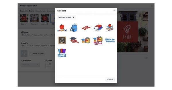 Facebook Beefed Up Its Video Creation Kit