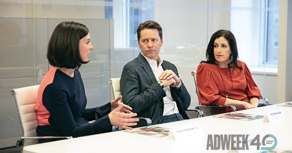 What Adweek Means to These Twitter, YouTube and Hulu Execs