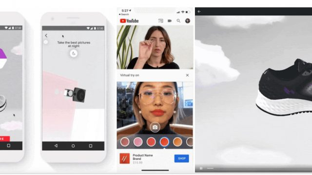 Google Is Rolling Out Augmented Reality Try-On Tools for