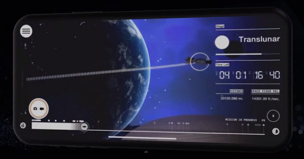 Digitas and JFK Library Are Launching an Augmented Reality Rocket to Celebrate Apollo 11