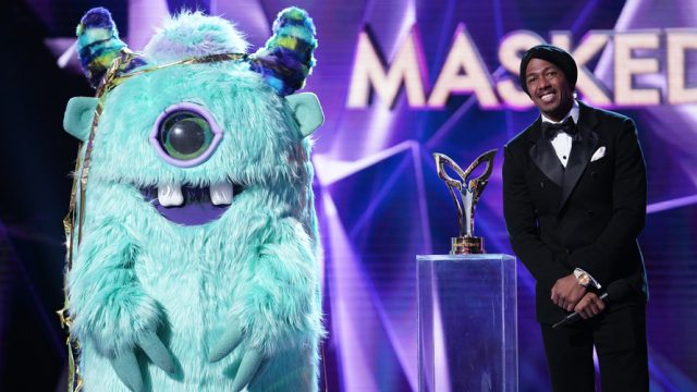 Still from The Masked Singer for a story about Fox's premiere dates for the 2019-20 TV season.