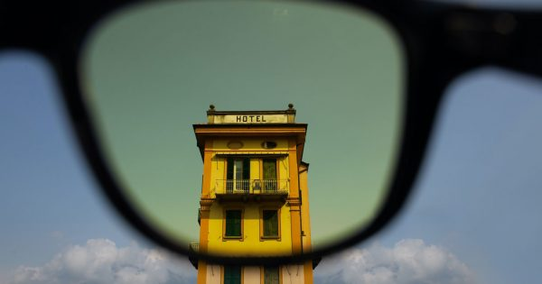 These Sunglasses Were Designed to Let You View the World as a Wes Anderson Movie