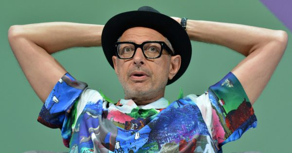Jeff Goldblum Calls for More 'Sincerity' in Everything at Cannes