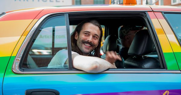 'Queer Eye' Star Jonathan Van Ness on Pride Month and Why He Works With Smirnoff