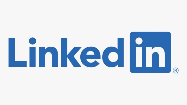 Redesigned LinkedIn logo for 2019