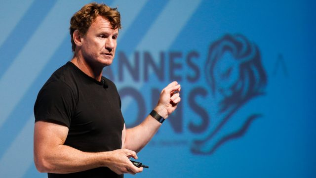 Picture of Nick Law for news story about his departure from Publicis Group to join Apple