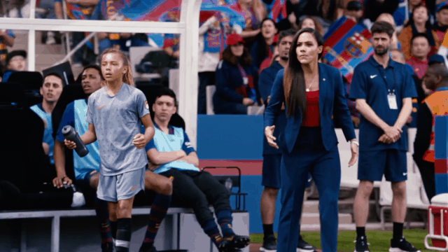 Nike soccer ad