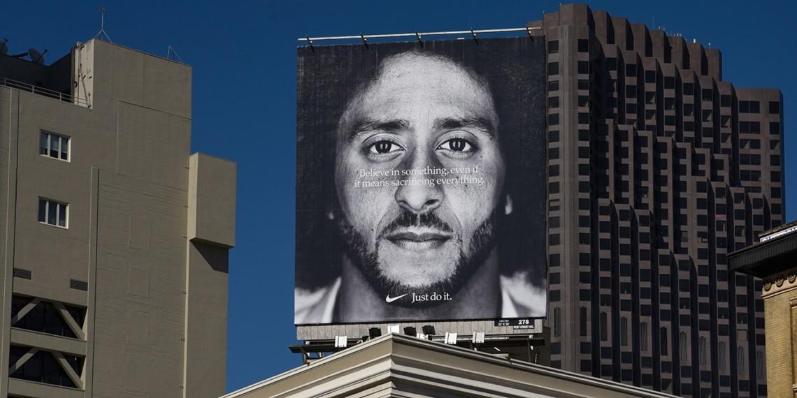 Nike's 'Dream Crazy' Takes Cannes Outdoor Grand Prix. Will It Kick Off a Winning Streak?