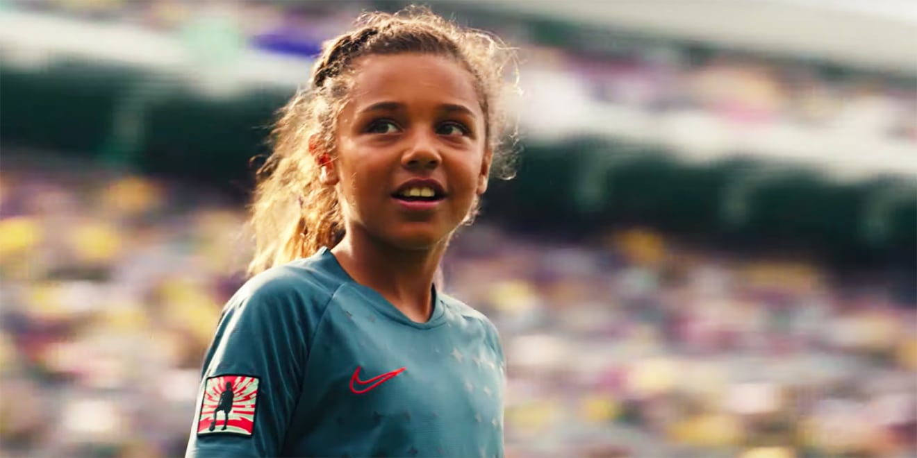 Nike's Electrifying Women's World Cup Ad Celebrates the Soccer Stars of Today and Tomorrow