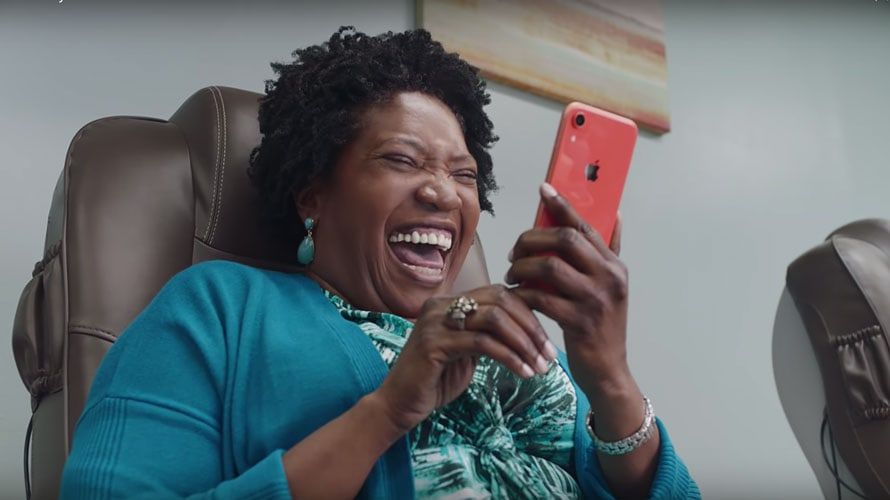 Apple Turns Privacy Into a Laughing Matter in Its Latest Spot