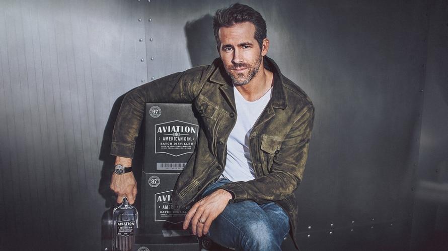 Ryan Reynolds Explains How He Became a Marketing Tour de Force