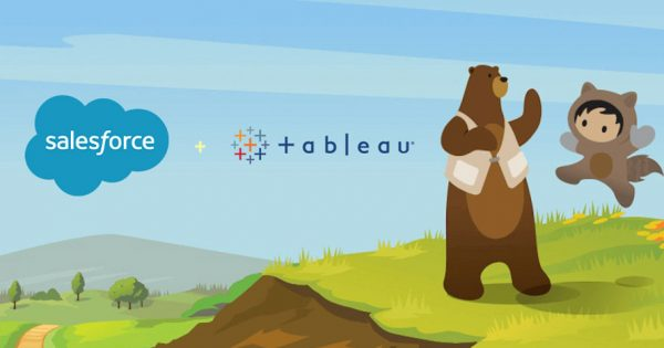 Salesforce's Tableau Acquisition Won't Be the Last Big Move in the Cloud Computing Space