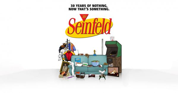Seinfeld Has a New Home; Nat Geo's Climate Change Strategy: Tuesday's First Things First