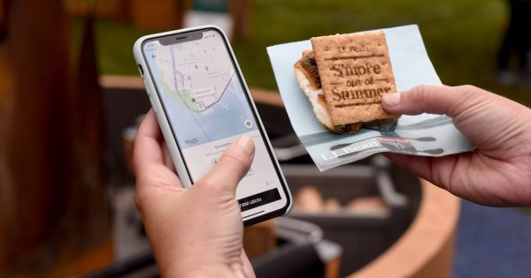 L.L.Bean Is Ubering Overworked City-Dwellers to Pop-Up Campsites for S'mores
