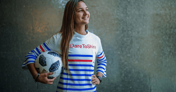 How Advertising During the Women's World Cup Helps Embolden a New Generation of Female Athletes