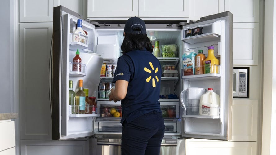 Forget Drones Walmart Sets Its Sights On Customers Kitchens
