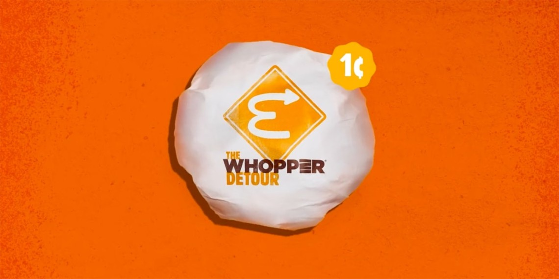 'Whopper Detour,' Burger King's Masterpiece of Trolling, Wins Direct Grand Prix at Cannes