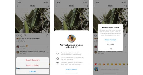 Instagram Is Using AI to Warn People Who Are About to Post Hurtful Comments