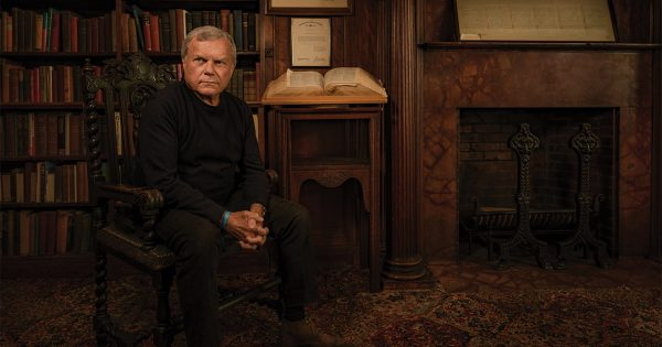 Martin Sorrell on Challenging the Ad Industry Giants He Helped Create