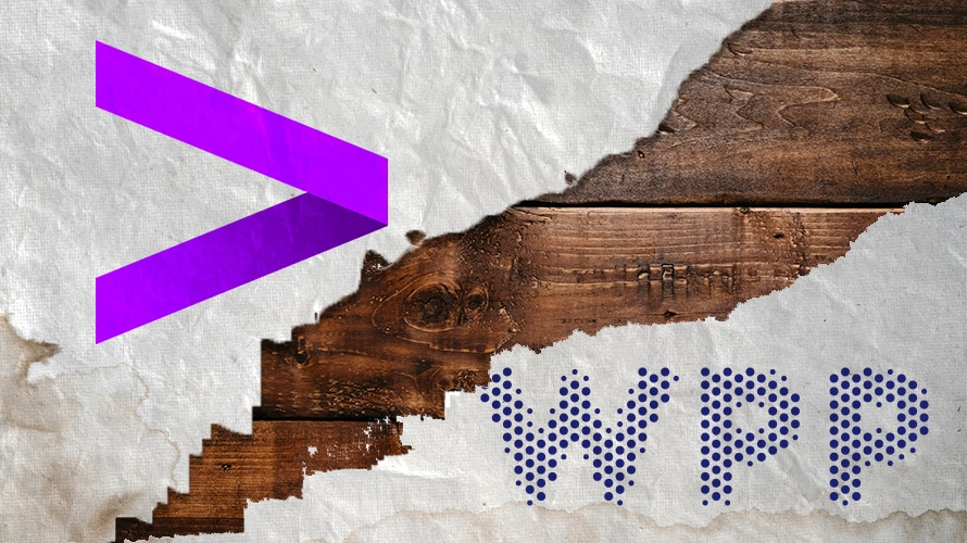 Logos of Accenture and WPP.
