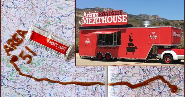 Arby's Is Driving Its Food Truck to Area 51 and Will Feed Anyone Who Shows Up to Raid It