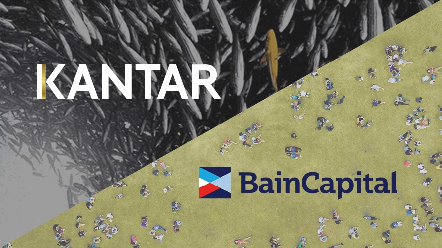 Bain Capital buys majority stake in Kantar company logos.