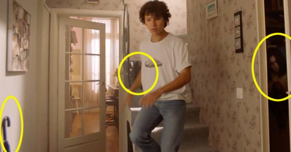 How Many of the 20 Netflix Easter Eggs Can You Spot in This Ad?