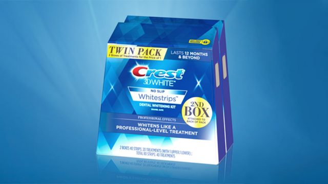 An image of Crest 3D Whitestrips