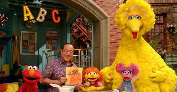 With Sesame Street's Help, Ad Council Urges Autism Screenings for Kids