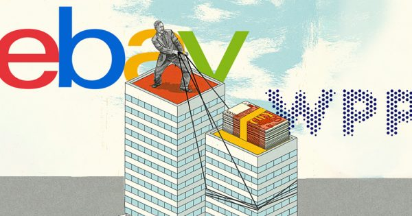 eBay Consolidates $250 Million Global Media Account With WPP