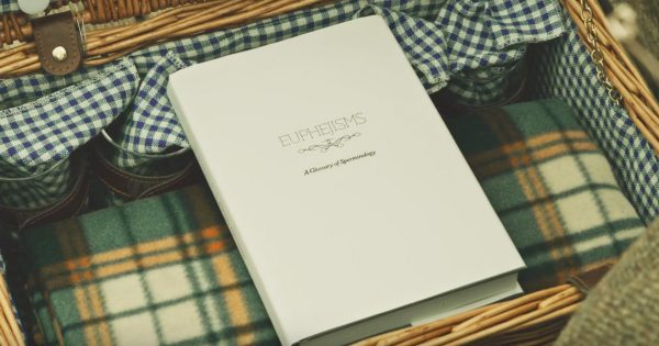 This Book of 'Euphejisms' Is Actually a Prostate Cancer Awareness Campaign