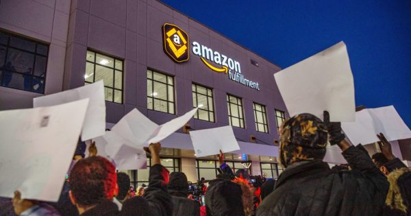Amazon Gets Rattled as Calls Grow for Reform