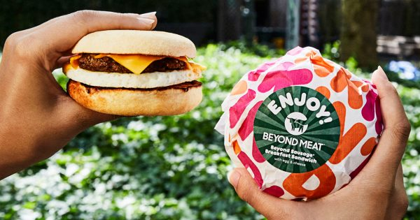 How Faux Meat Is Beefing Up Burger King, Subway and Dunkin' Menus