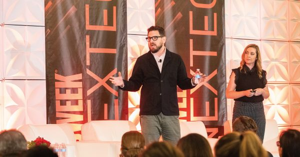At NexTech, Boldface Names Discussed the Future of Ad Tech