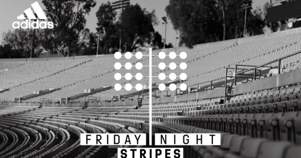 Adidas and Intersport Are Bringing Friday Night Stripes High-School Football Back to Twitter