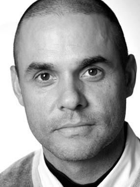 Headshot of Gerry Graf