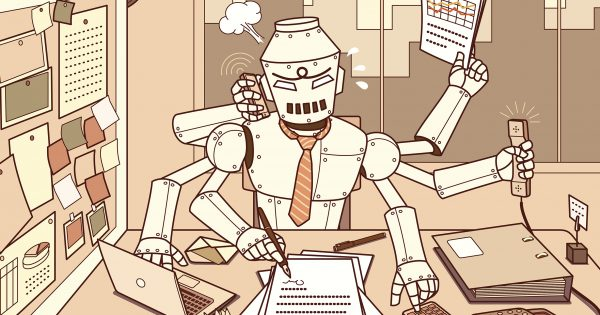 No, Artificial Intelligence Isn't Coming After Copywriting Jobs
