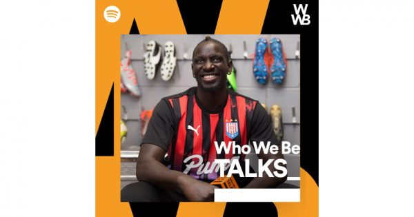 Puma's Soccer Athletes Find Their Flow With Spotify