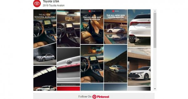 Pinterest Users Are 28% More Likely to Buy New Cars Within 90 Days of Their Release